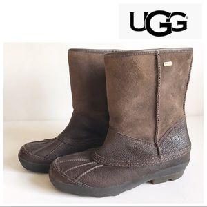 UGG Bridgeport brown winter BOOTS 7.5